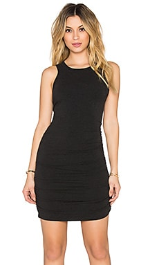 Saint Grace Holly Dress in Black