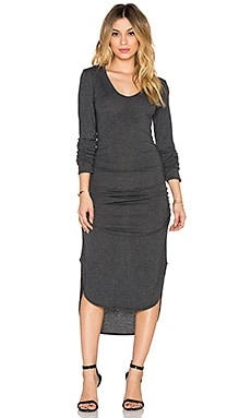 Saint Grace Amelie Dress in Black