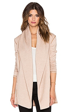 Saint Grace Hooded Cardigan in Sahara