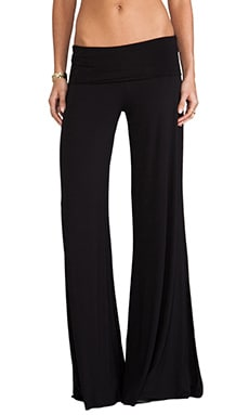 Saint Grace Carol Wide Pant in Black