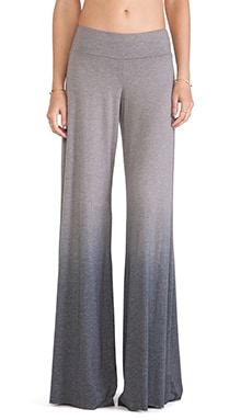 Saint Grace Wide Pant in Seal Ombre Wash