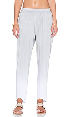 Saint Grace Rosie Pant in Dove Ombre Wash