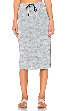 Saint Grace Midi Skirt in Storm