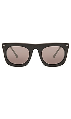 Steven Alan Bergen in Matte Black