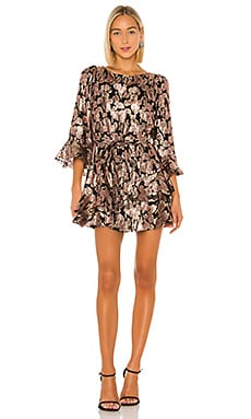 Marissa Mini Dress SALONI $595