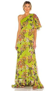Danielle Dress SALONI $795