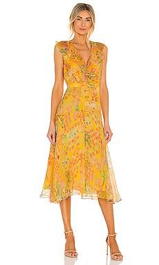 Rita Short Dress SALONI $595