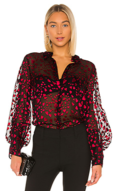 Joana Blouse SALONI $295
