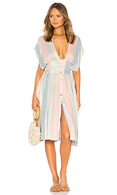 Button Down Dress Salinas $60 (FINAL SALE)