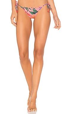 Купить Низ бикини - Salinas, С завязками по бокам, Бразилия, Розовый