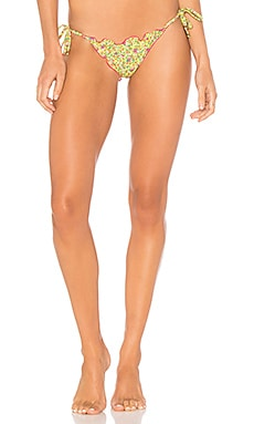Купить Низ бикини - Salinas, С завязками по бокам, Бразилия, Лимонный