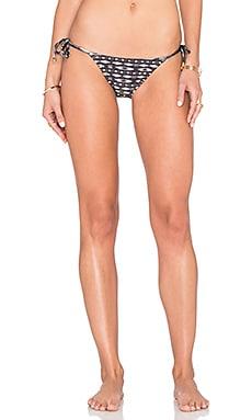 Salinas Side Tie Reversible Bikini Bottom in Kadija
