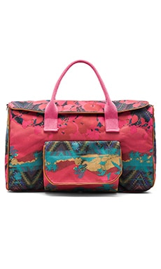 Salinas Travel Bag in Multi