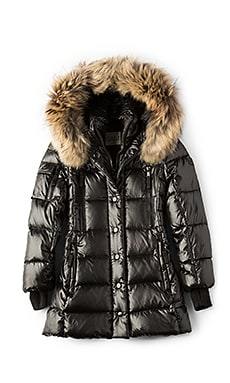 Millennium Jacket with Asiatic Raccoon Fur