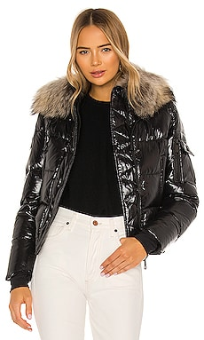 Skyler Fur Jacket SAM. $725