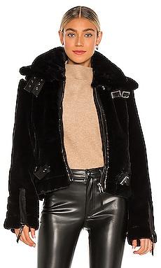 Faux Fur Penelope Jacket SAM. $557