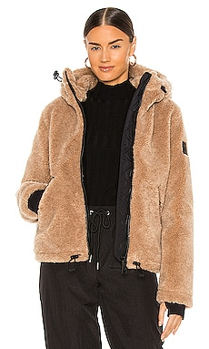 Bailey Faux Fur Jacket SAM. $450 NEW