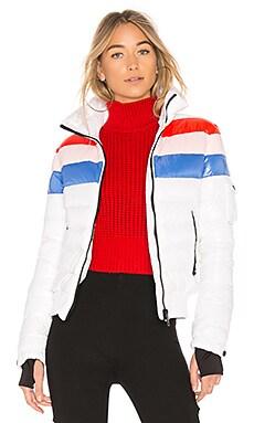 Starburst Puffer Jacket