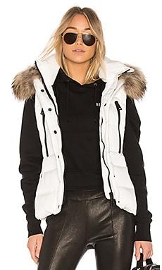 Raccoon Fur Matte Legacy Vest