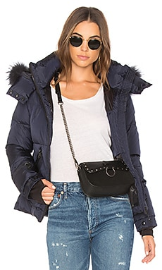 d0b1fc38287be Jetset Jacket with Raccoon Fur SAM.