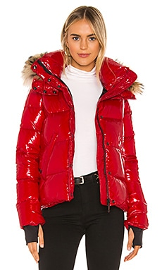 Fur Anabelle Puffer Jacket SAM. $795