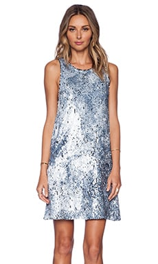 Sam Edelman Sequin Dress in Midnight