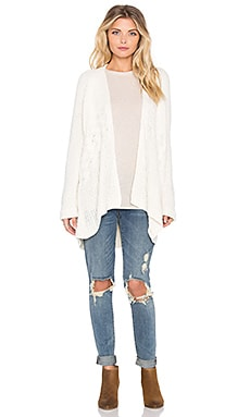 Sam Edelman Sarita Cover Up in Cream