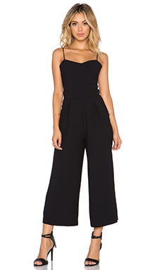 Sam Edelman Sweetheart Jumpsuit in Black