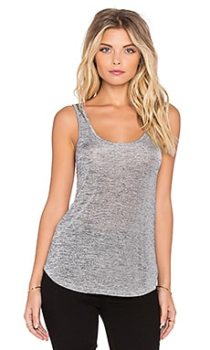 Sam Edelman Izzy Knit Cami in Heather Grey