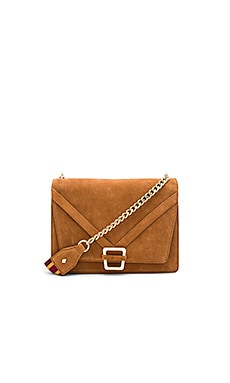 Madeline Shoulder Bag in Saffron Multi