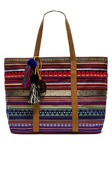 Sam Edelman Tara Tote in Multi