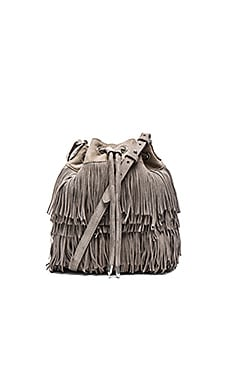 Sam Edelman Fifi Mini Bucket Bag in Winter Sky