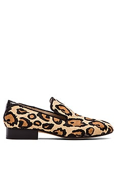 Sam Edelman Kalinda Loafer in New Nude Leopard Haircalf