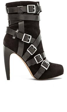 Sam Edelman Kenny Bootie in Black