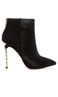 Sam Edelman Sandy Boot with Fur in Black