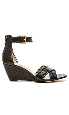 Sam Edelman Silvia Sandal in Black
