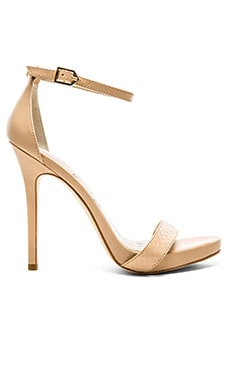 Sam Edelman Eleanor Heel in Buff Nude