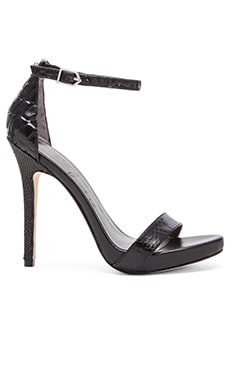 Sam Edelman Eleanor Heel in Black