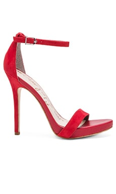 Sam Edelman Eleanor Heel in Desert Red