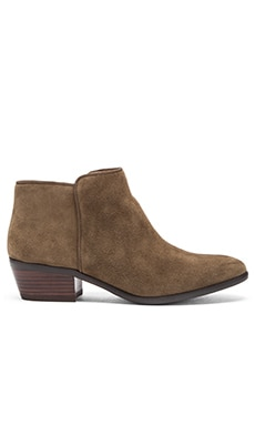 Sam Edelman Petty Bootie in Moss Green