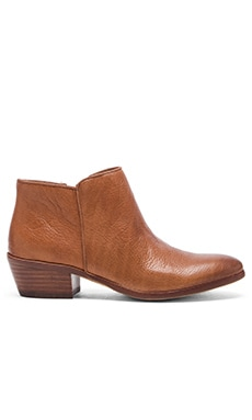 Sam Edelman Petty Bootie in Soft Saddle