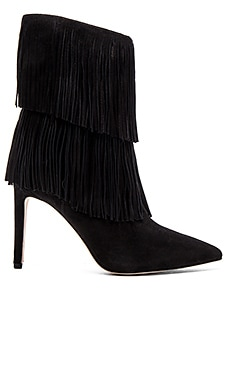 Sam Edelman Belinda Boot in Black Suede