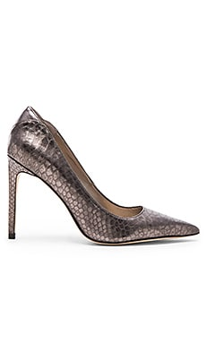 Sam Edelman Dea Heel in Sterling