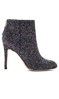 Sam Edelman Kourtney Bootie in Navy Glitter