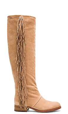 Sam Edelman Josephine Boot in Golden Caramel