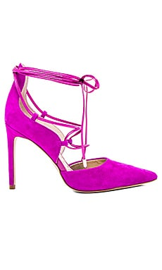 Sam Edelman Dayna Heel in Pop Fuchsia