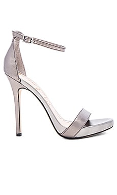 Sam Edelman Eleanor Heel in Silver