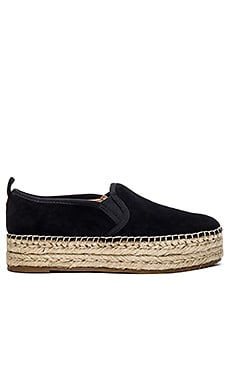 Carrin Espadrilles in Black