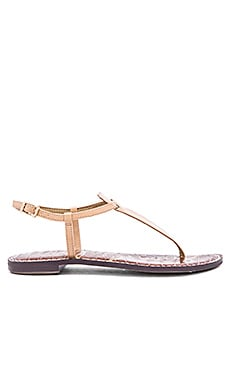 Sam Edelman Gigi Sandal in Almond