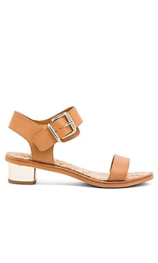 Trixie Sandal in Camel